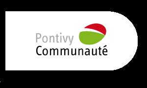 logo pontivy communaute